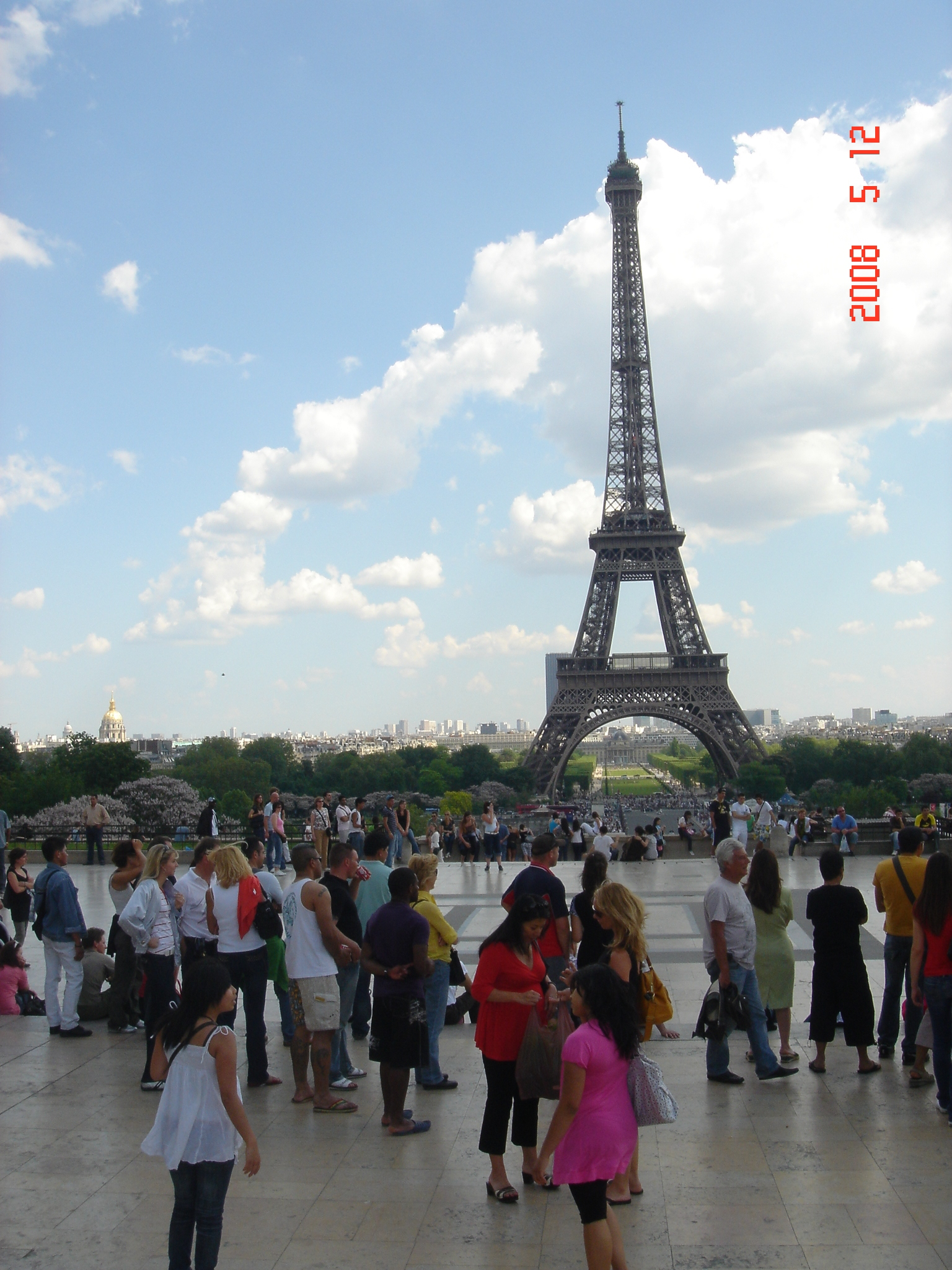 Paris_Trocadéro & Eiffel Tower - GamesforLanguage