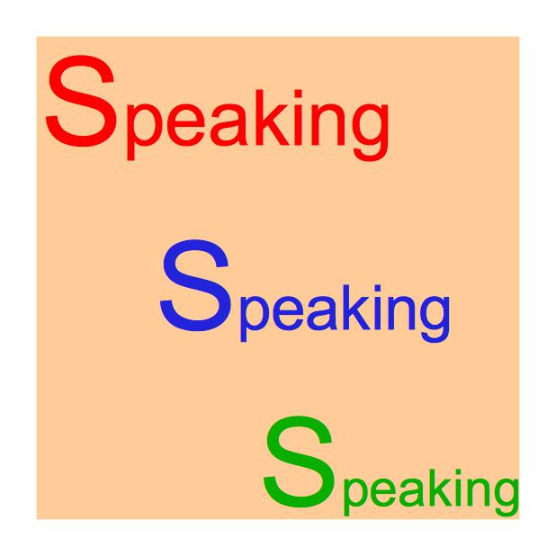 GamesforLanguage - Three S's image