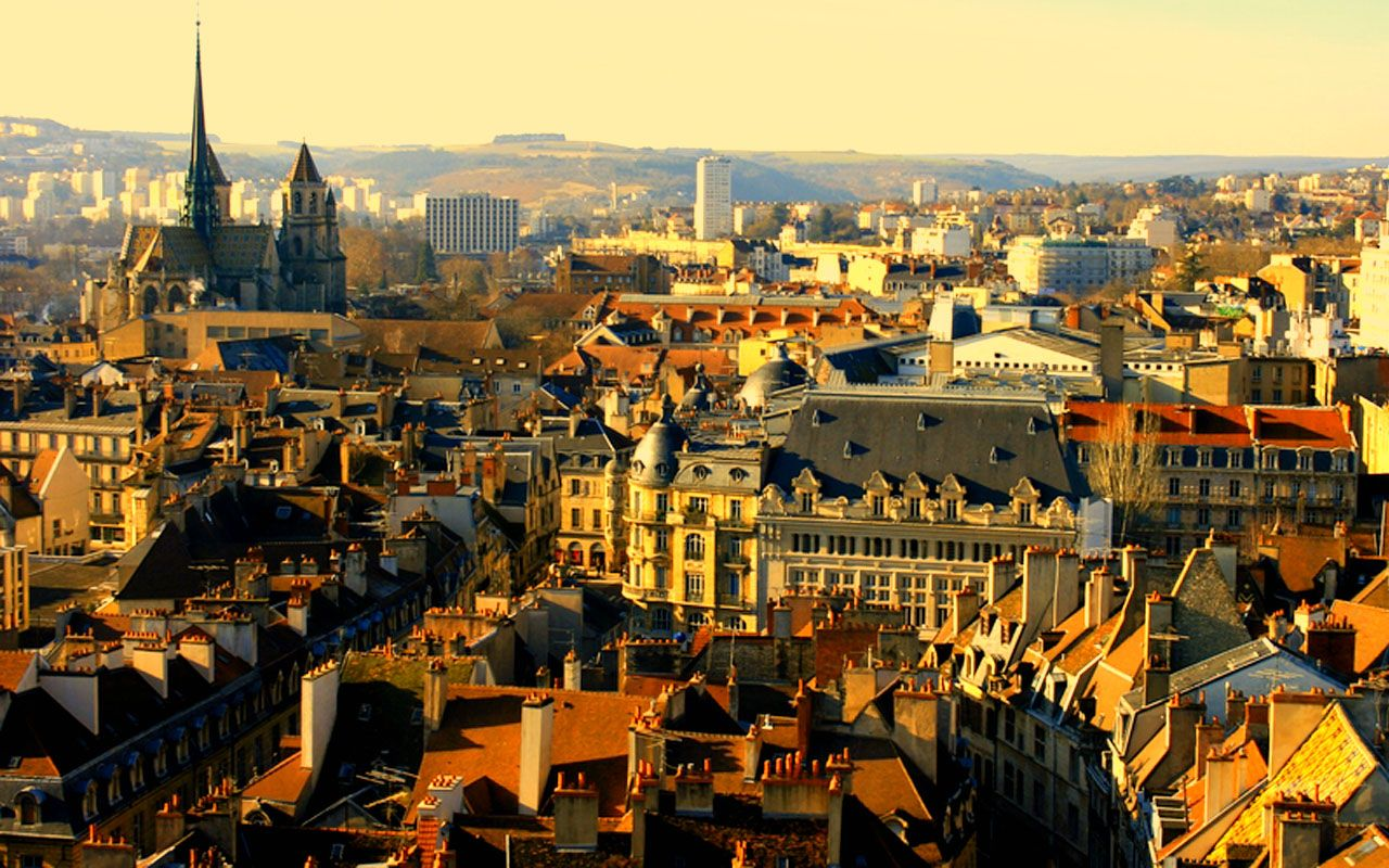 Dijon France  city photo : Becoming Fluent in French in 1 Month in Dijon, France Part 1