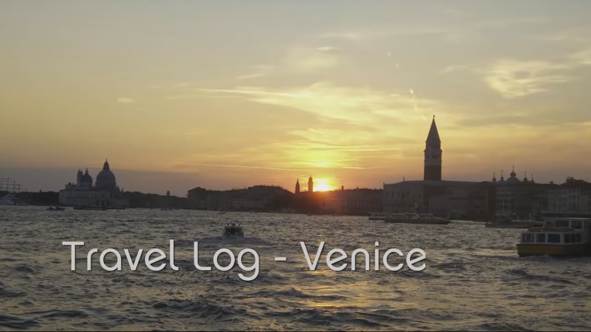 Venice travel log - Lingohut