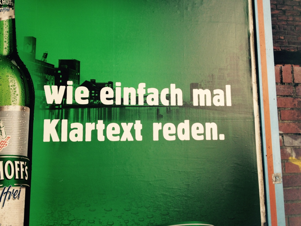 Klartext reden - Gamesforlanguage.com