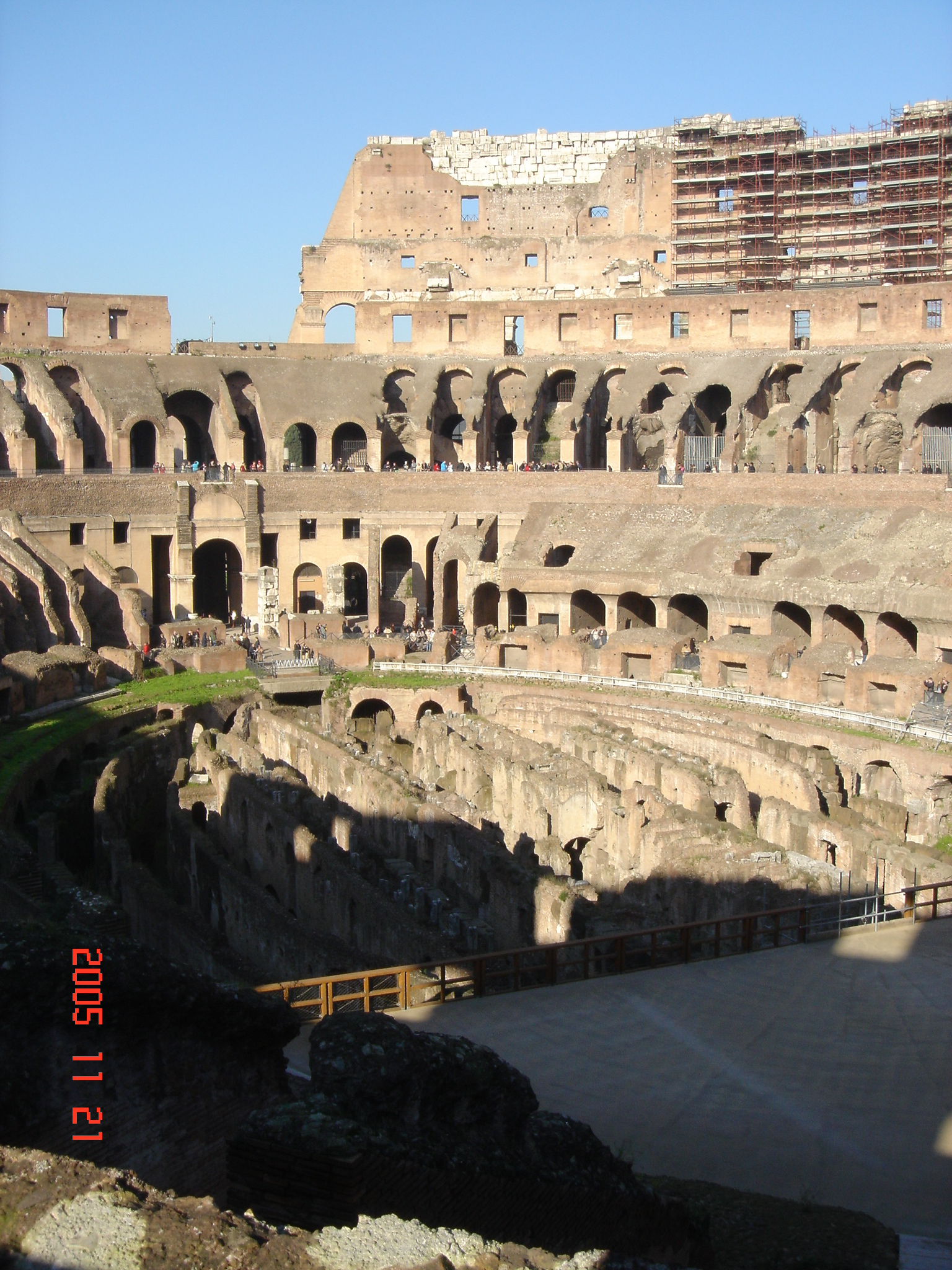 Colosseum, Rome - Gamesforlanguage.com
