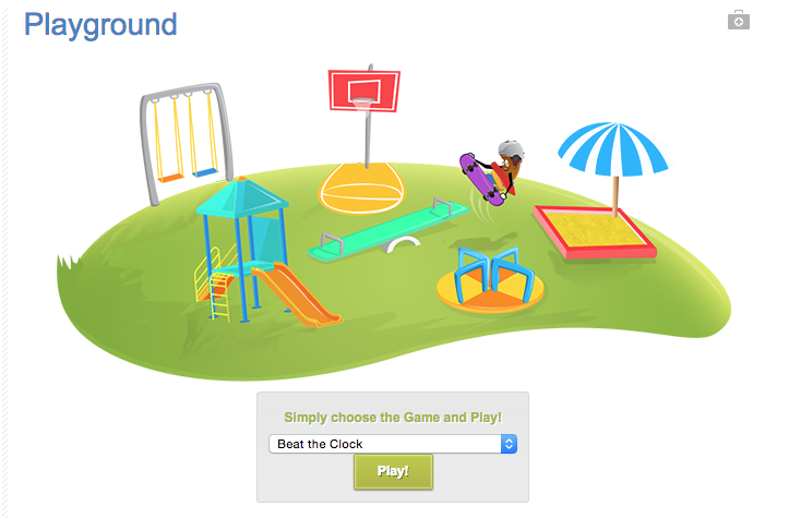 Linguaville Playground - Gamesforlanguage review