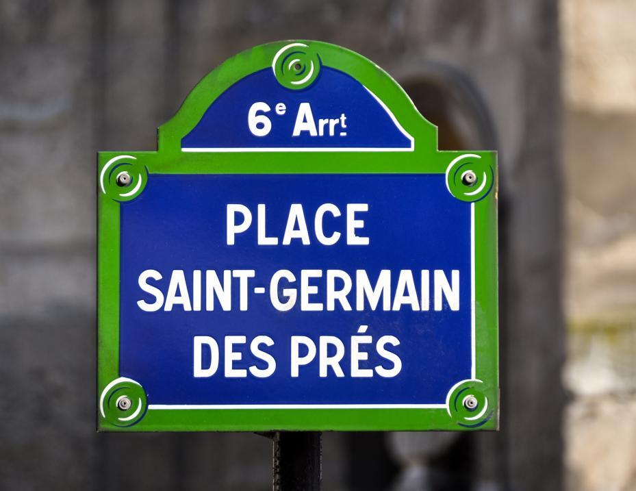 French travel memories 1 daniel in paris for St germain des pres code postal
