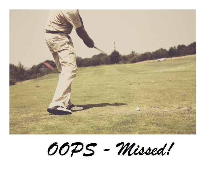 Gamesforlanguage.com-Missed Golfshot