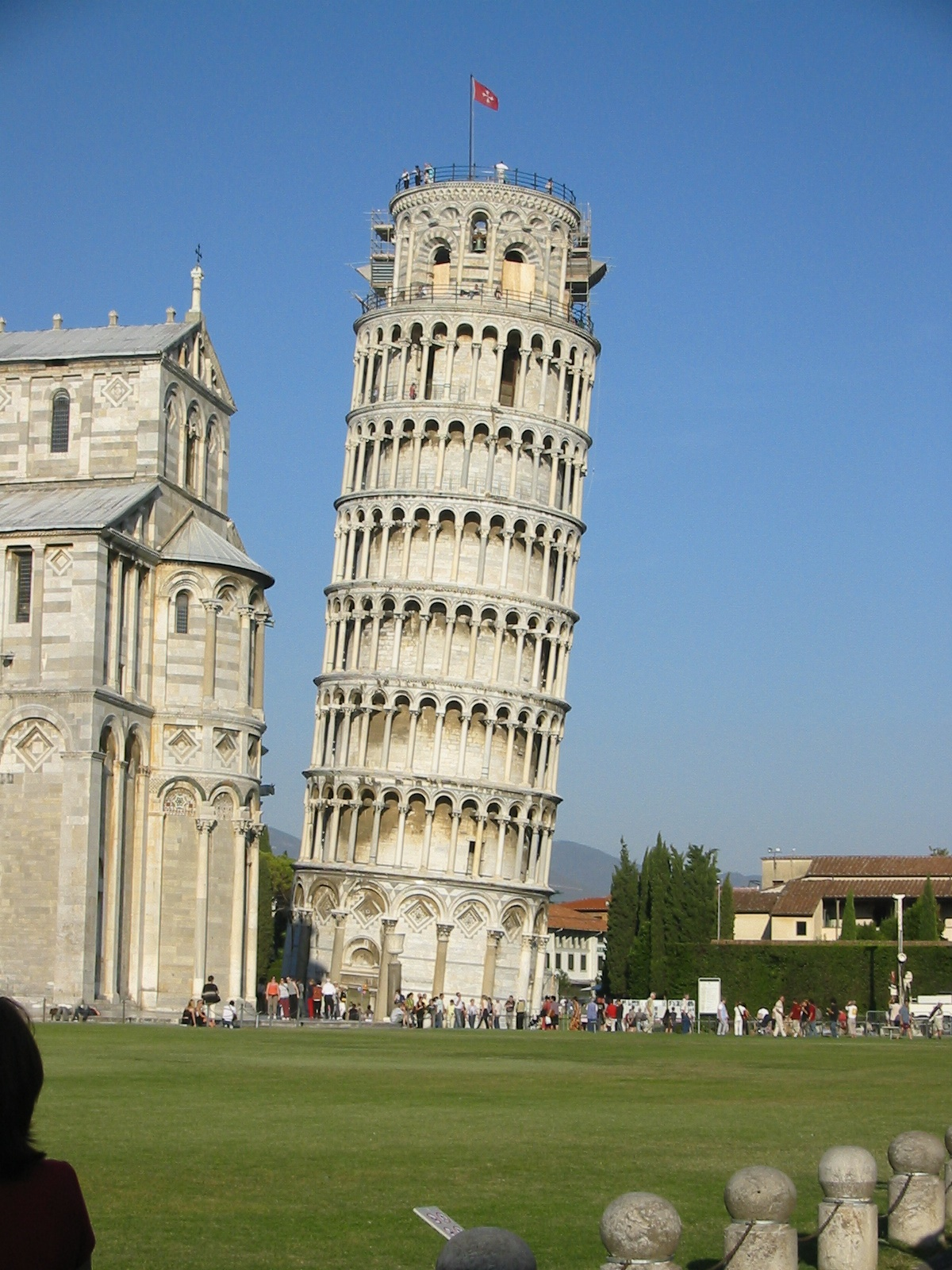 Pisa leaning Tower - Gamesforlanguage.com