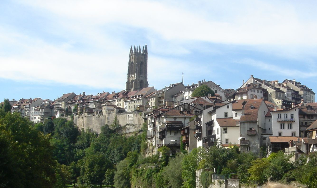 Fribourg, Switzerland - Gamesforlanguage.com