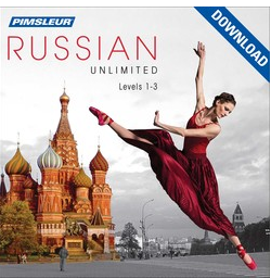 Learning Russian with Pimsleur Unlimited