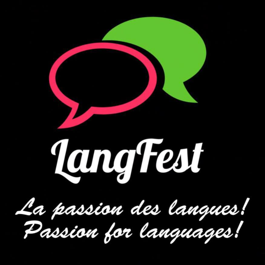 Homepage for Langfest 2017 in Montreal