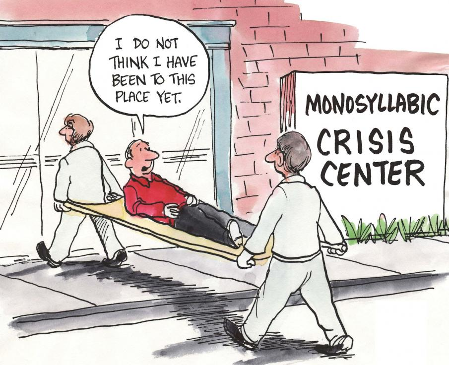crisis center cartoon - Yay images