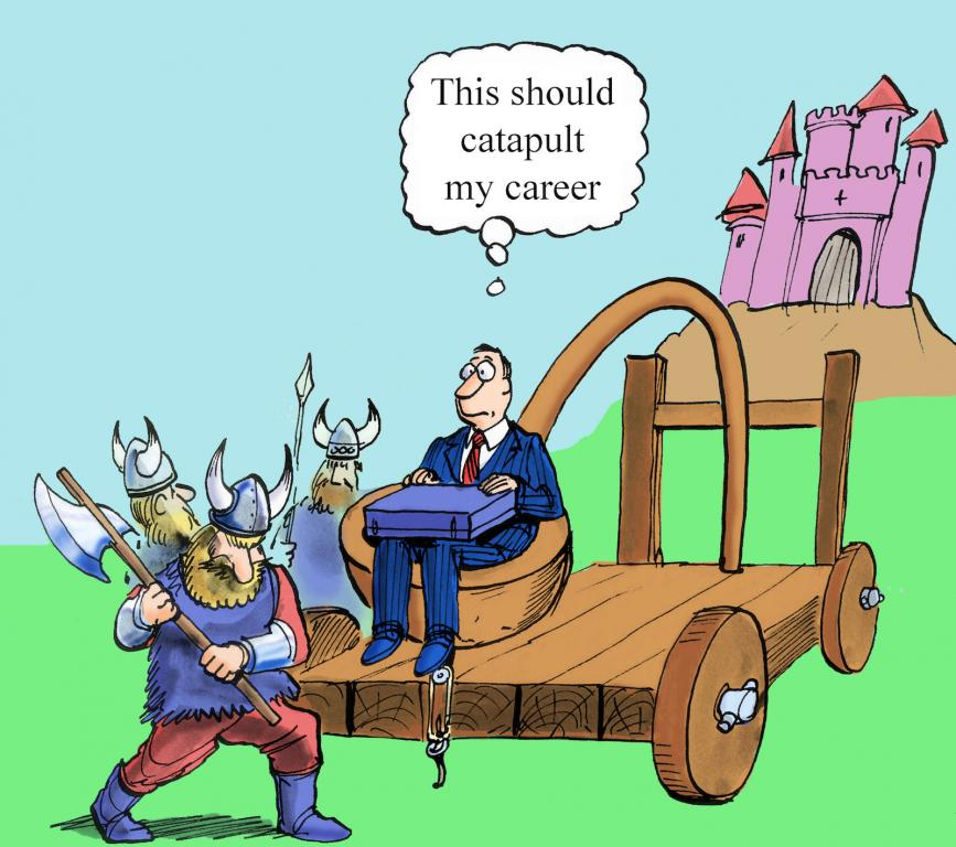 catapulting your career