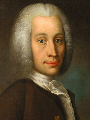 Anders Celsius painting