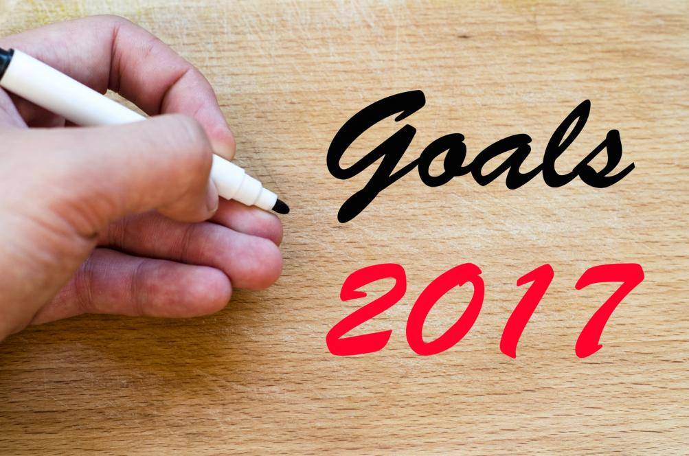 2017 Goals - Yay images