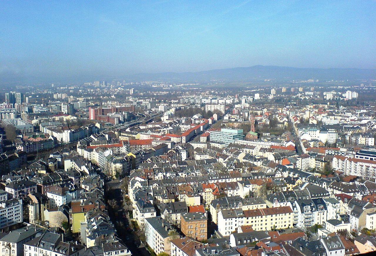 Frankfurt Studentenviertel