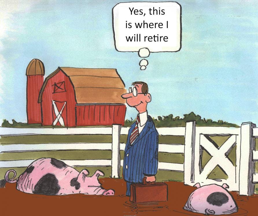 Retirement dreams...