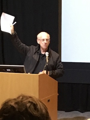 Stephen Krashen at Langfest 2017: language learning with comprehensible input