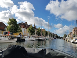 Christianshaven Canal - Gamesforlanguage.com