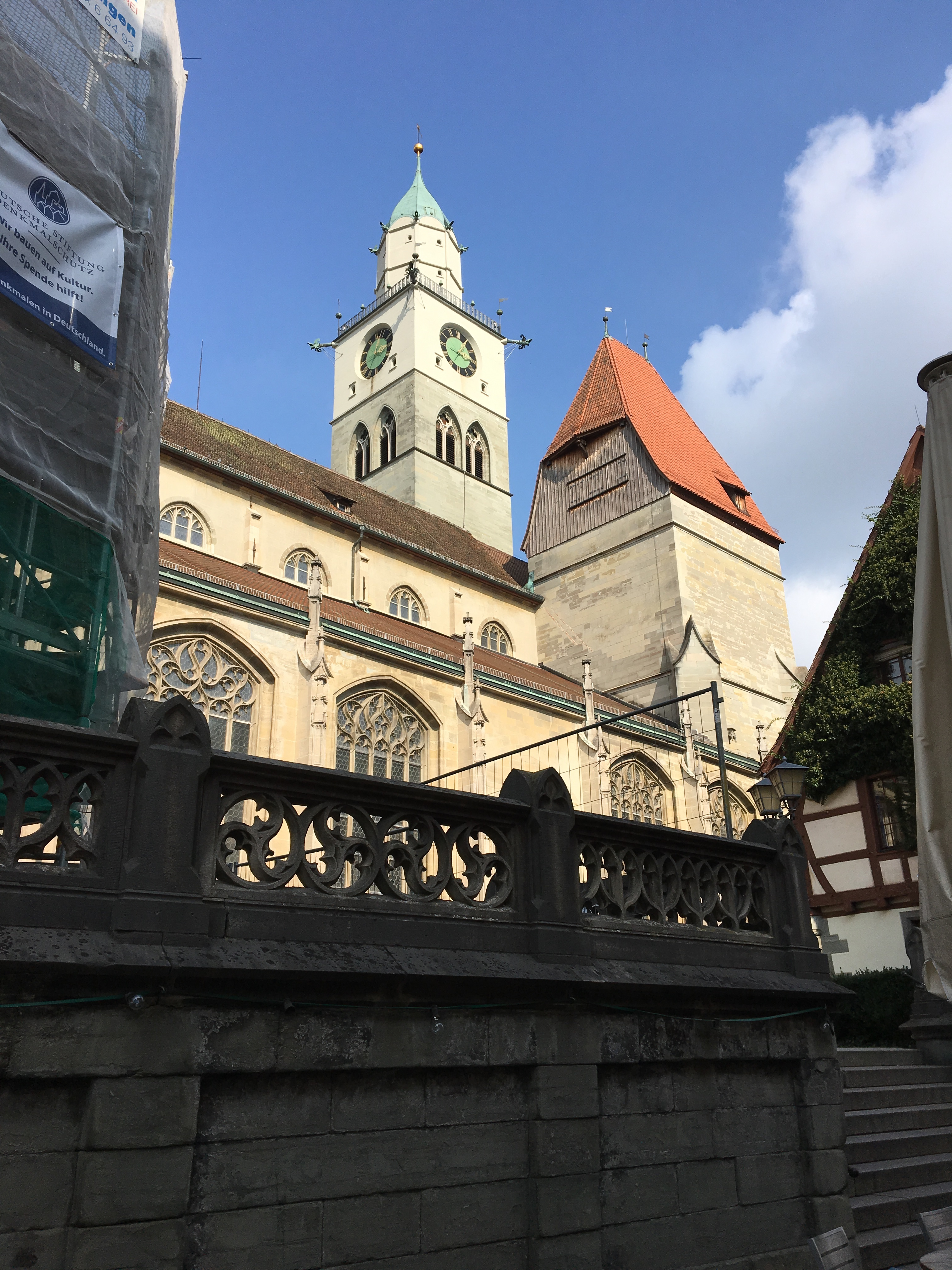 Ueberlingen - St Nicolaus Cathedral