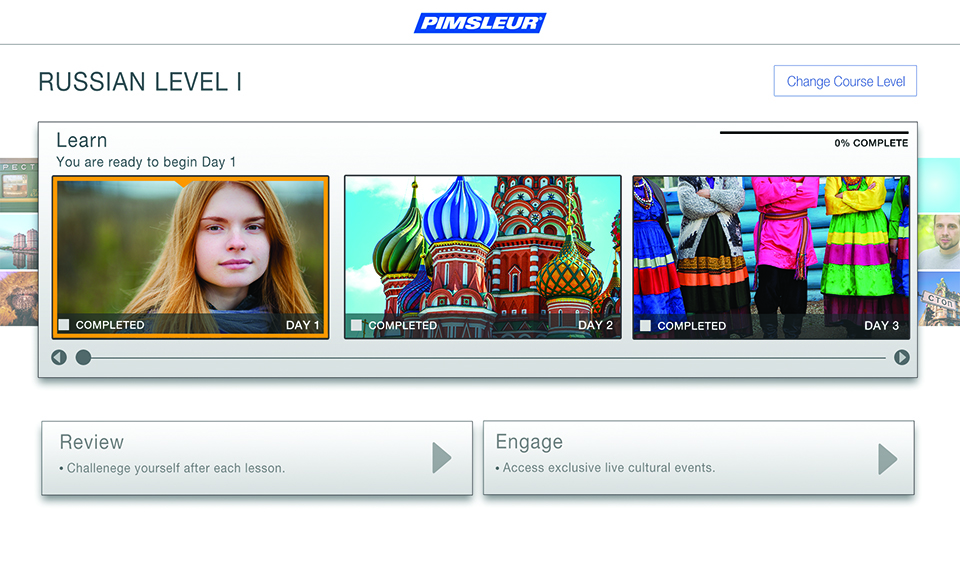 Pimsleur Russian Day 1-3