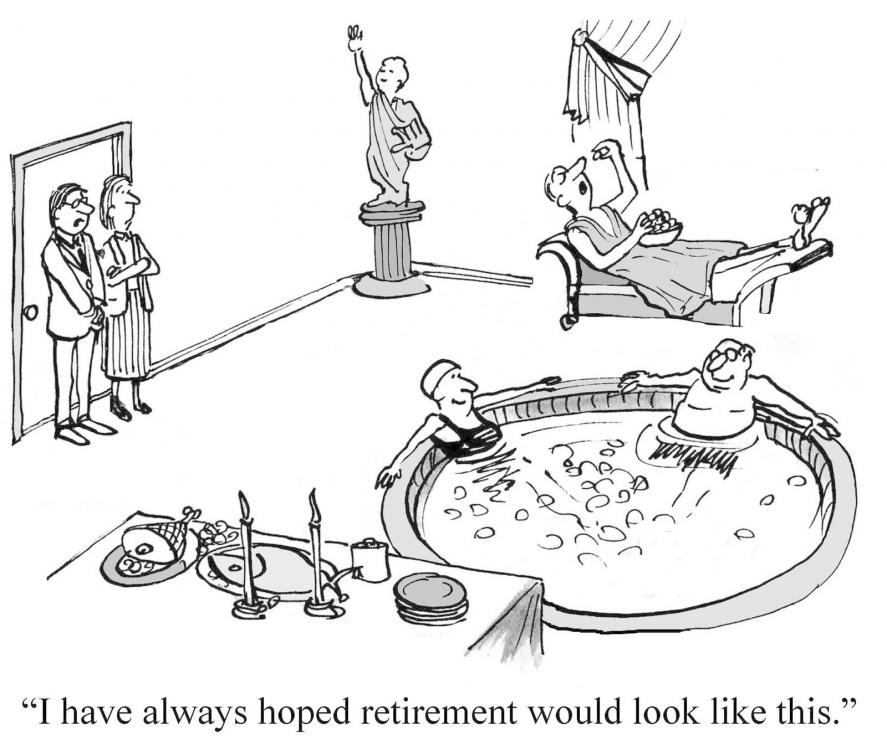Retirement Paradise - GamesforLanguage from Yay Images