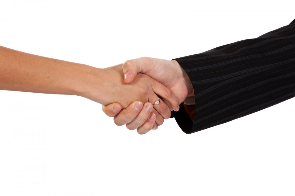 shaking hands - Gamesforlanguage.com
