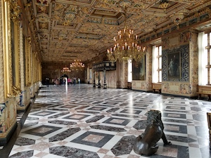 Frederiksborgslot Great Hall