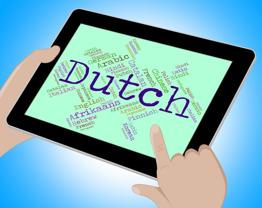 Dutch language