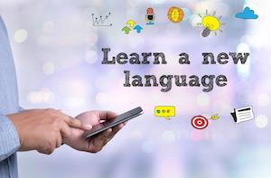 Learn a new language with e-learning