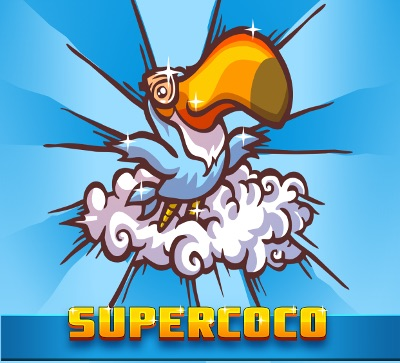 Supercoco - Gamesforlanguage.com
