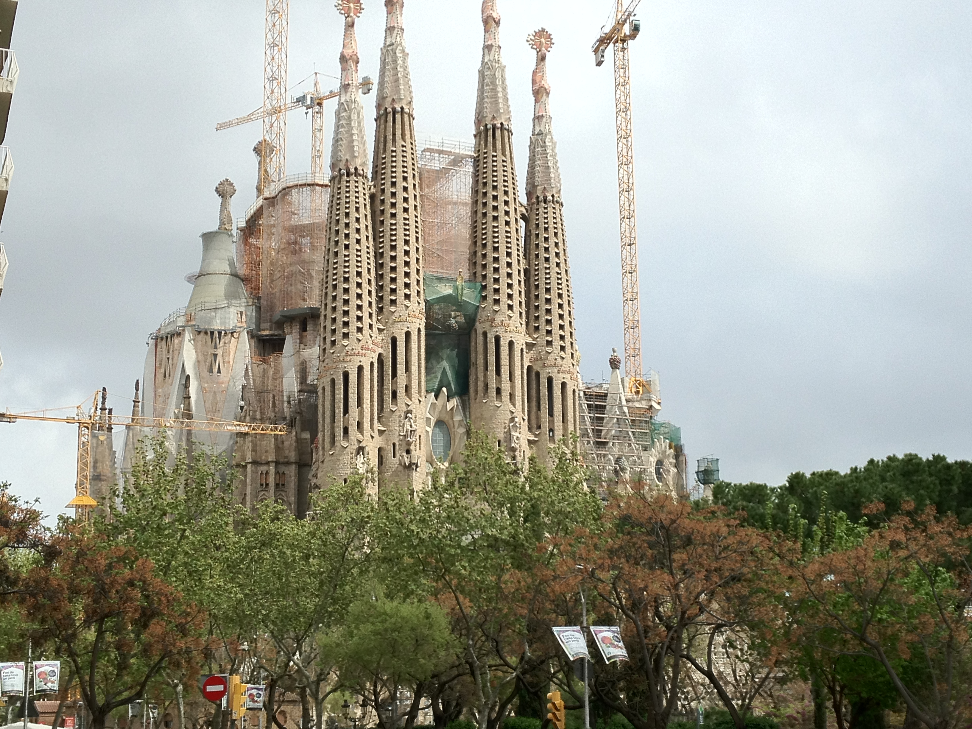 La Sagrada Familia 2012 - Gamesforlanguage.com