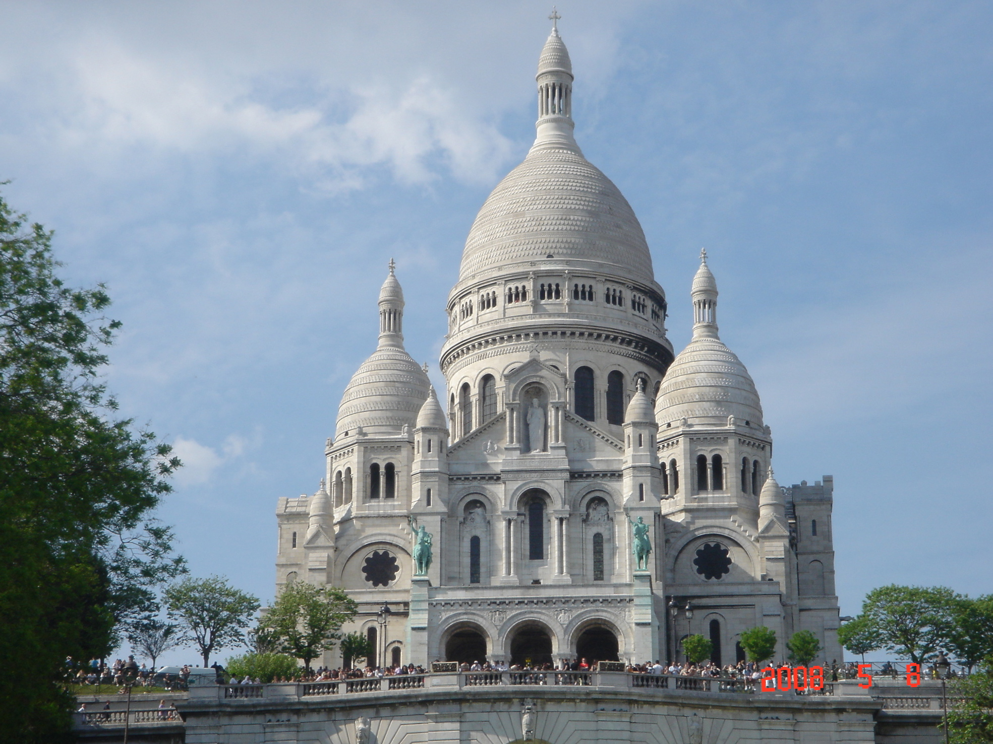 Sacre Coeur - with Gamesforlanguage.com' French language games