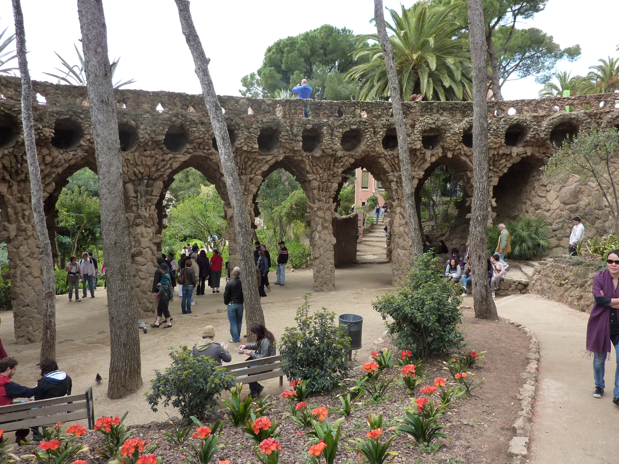 Parque Guell - Gamesforlanguage.com